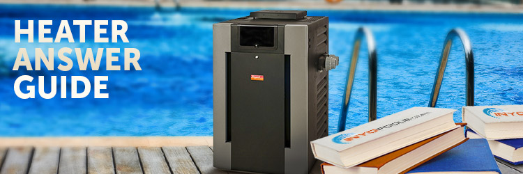 pool heater and heat pump answer guide
