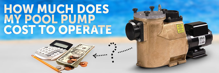 How Much Does a Pool Pump Cost to Run