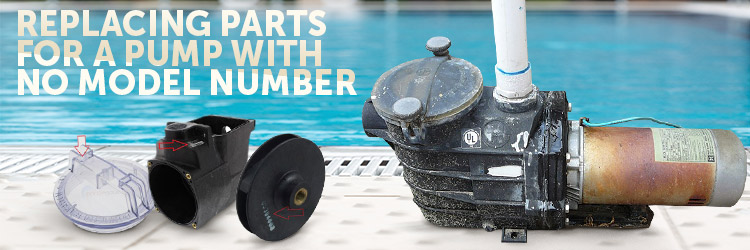 Replacing Pool Pump Parts Without a Model Number