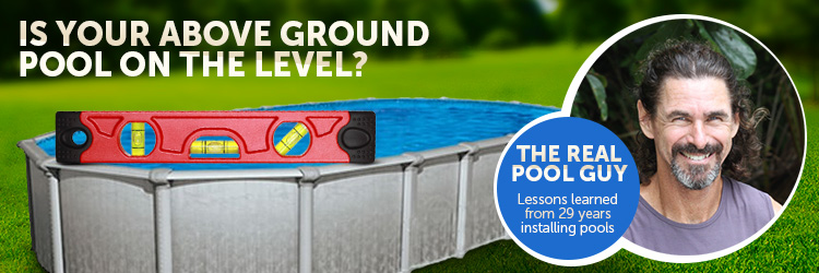 off level above ground pools