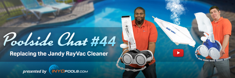jandy ray-vac replacement