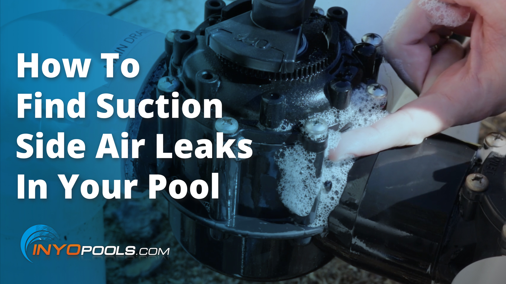 How to test for suction side air leaks